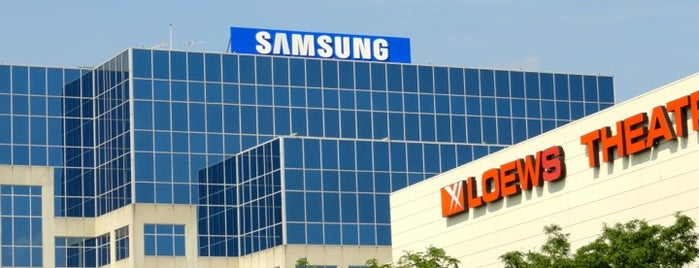 Samsung America Inc. is one of Things To Do In NJ.