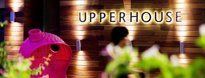 Upperhouse Boutique Hotel is one of Banuさんのお気に入りスポット.