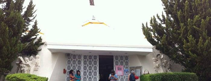 Parroquia de Nuestra Señora de San Juan de Los Lagos is one of Yolanda'nın Kaydettiği Mekanlar.