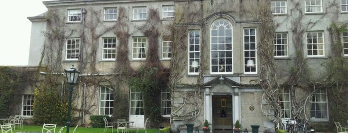 Mount Juliet Hotel & Estate is one of Hotels of the world.
