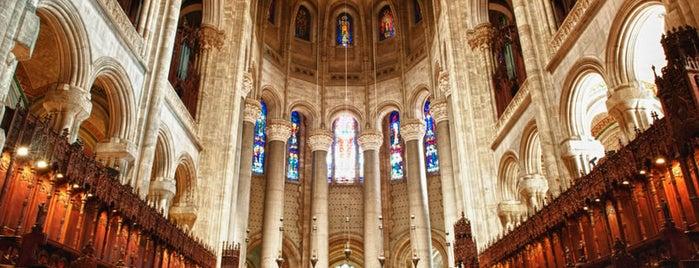 Catedral de San Juan el Divino is one of Big Apple - Sights.