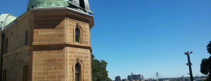 Sydney Observatory is one of Sydney Favorites.