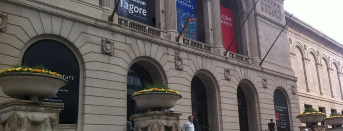 Instituto de Arte de Chicago is one of Two days in Chicago, IL.