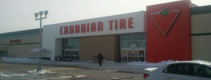 Canadian Tire Auto Service Centre is one of Lugares favoritos de Omer.
