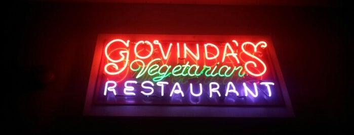 Govinda's Vegetarian Restaurant is one of Brisbane.