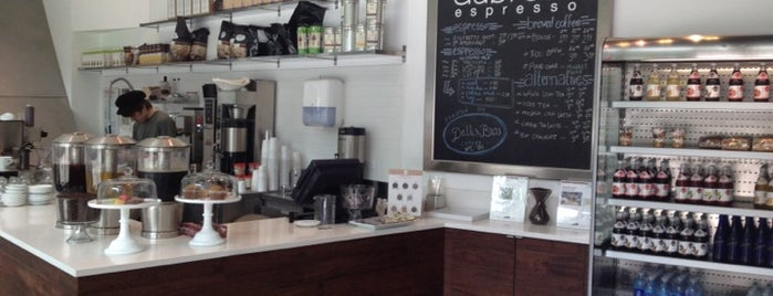 Au Breve Espresso is one of New York's Best Coffee Shops - Manhattan.