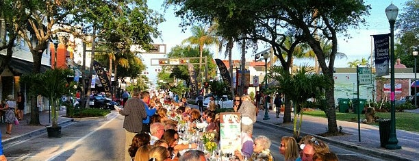 Downtown Delray is one of Local Treasures.