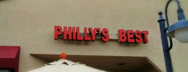 Philly's Best is one of LAX.