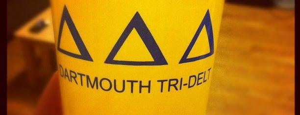 Delta Delta Delta is one of Delta Delta Delta Chapters.