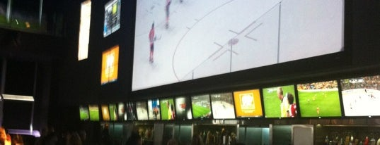 RS - Real Sports is one of Molson Canadian Hockey House Bars.