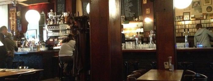 Café de Bommel is one of Café Top-100 2015.