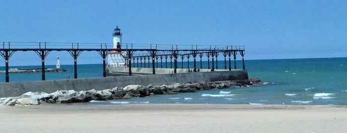 Washington Park Beach is one of Explore Indiana.