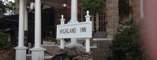 The Highland Inn - Ballroom & Lounge is one of The Only List You'll Need - ATL.