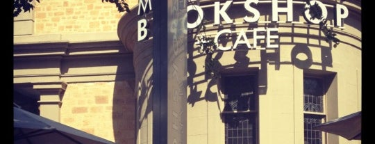 Mary Martin Bookshop & Café is one of Around The World: SW Pacific.