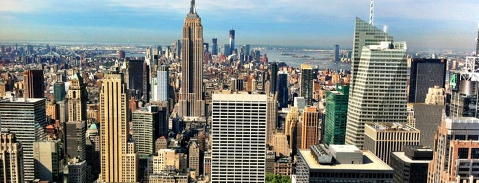 Top of the Rock Observation Deck is one of All-time favorites in United States (Part 1).