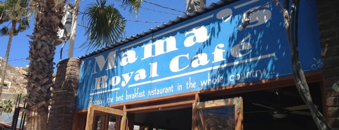 Mama's Royal Cafe is one of Destination Cabo San Lucas.