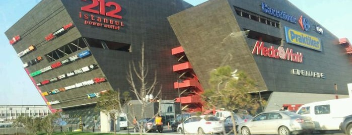 212 İstanbul Power Outlet is one of Must-visit Malls in İstanbul.
