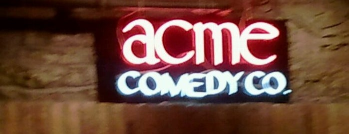 Acme Comedy Company is one of Minneapolis & St Paul Music & Event Venues.