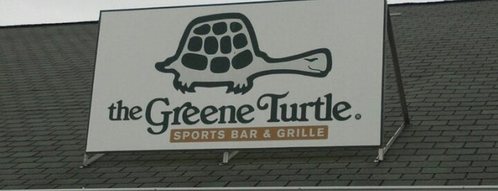 The Greene Turtle is one of OCMD.