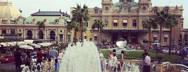 Casino de Monte-Carlo is one of Best of Monaco.