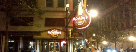 Hard Rock Cafe Atlanta is one of Hard Rock Cafes I've Visited.