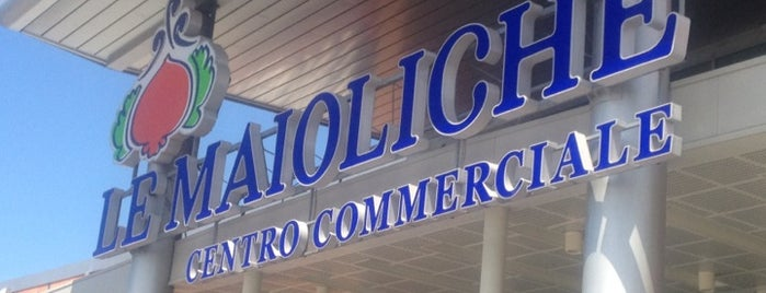 Centro Commerciale Le Maioliche is one of memories.