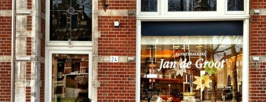 Banketbakkerij Jan de Groot is one of Den Bosch.