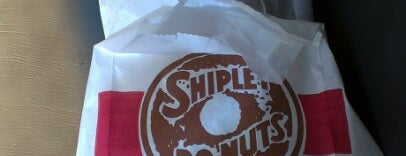 Shipley Do-Nuts is one of Orte, die Orestis gefallen.