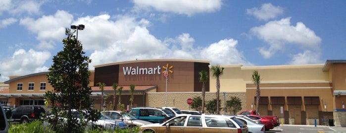 Walmart Supercenter is one of Tempat yang Disukai Ken.