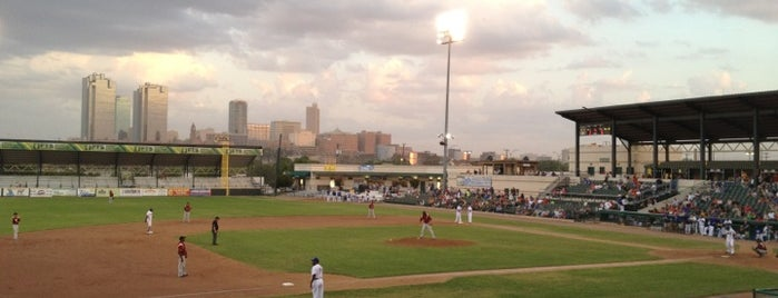 LaGrave Field is one of Independent League Stadiums.