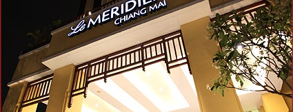 Le Méridien Chiang Mai is one of Lugares favoritos de Jetset Extra.
