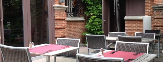 VillAttitude is one of Terrasse is in the Garden - Brussels.