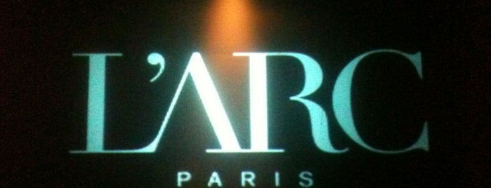 L'ARC Paris is one of √ TOP EUROPEAN CLUBS & DISCOS.