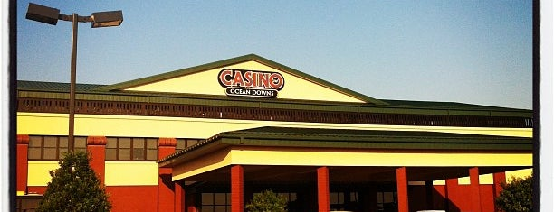 Casino at Ocean Downs is one of CeCe's Places.