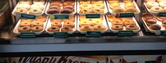 Krispy Kreme is one of Angelesさんのお気に入りスポット.