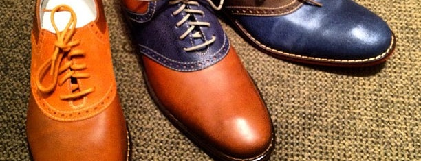 Cole Haan is one of Lugares favoritos de Faithy.