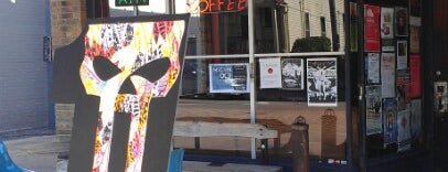 Fuel Cafe is one of Milwaukee's Best Coffee - 2012.