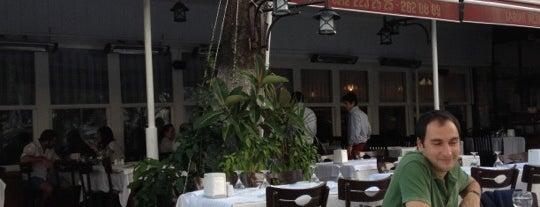 Tarihi Ali Baba Balık Lokantası is one of İstanbul Meyhaneleri.