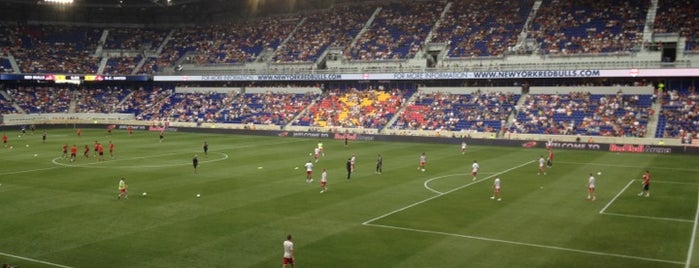 Red Bull Arena is one of All-time favorites in United States (Part 1).