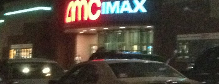 AMC Showplace Schererville 16 is one of Locais salvos de David.