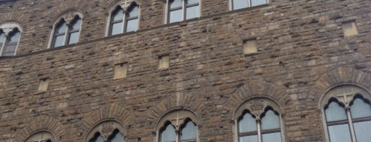 Palazzo Vecchio is one of 101 posti da vedere a Firenze prima di morire.