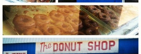 Donut Shop is one of Mississippi.