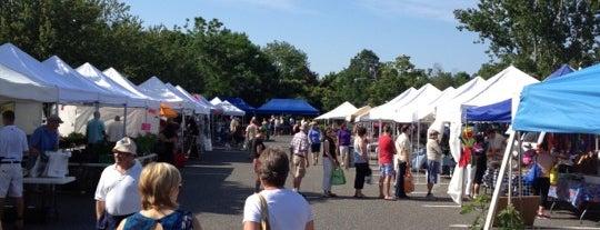 Westhampton Beach Farmer's Market is one of Anthony : понравившиеся места.