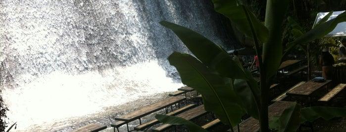 Labasin Waterfall Restaurant is one of Restaurant.