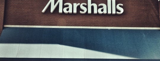 Marshalls is one of Posti salvati di Fatma.