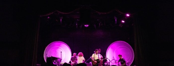 Bowery Ballroom is one of NYC 2013.