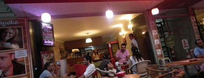 Cafè Fiyaka is one of Burçin : понравившиеся места.
