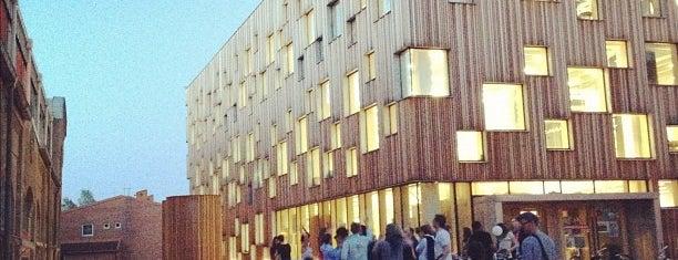 Umeå Institute Of Design (UID) is one of Umeå.