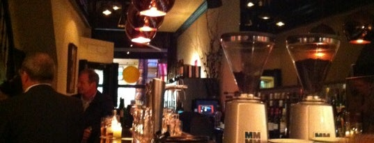 Restaurant-wijnbar Graves is one of Winebars in Amsterdam.