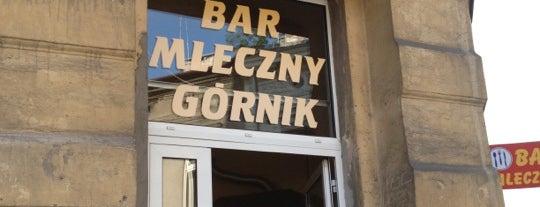 Bar Mleczny Górnik is one of Polonia.